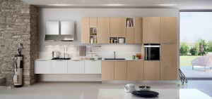 Compact Vision Design Kitchen