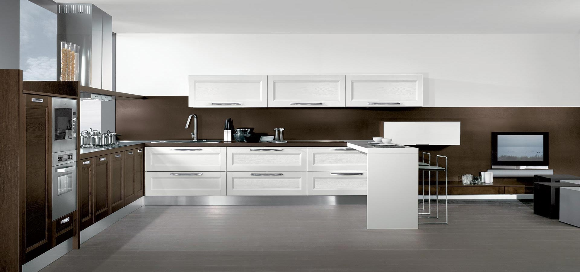Gio Modern Fitted Wooden Kitchens Abingdon Oxfordshire Vision Design