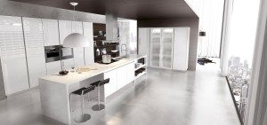 Vision Design Linea Plana Kitchen