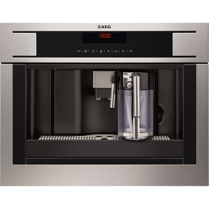 MultiCup Integrated 60cm Coffee Machine Stainless Steel PE4571 M Vision Ki